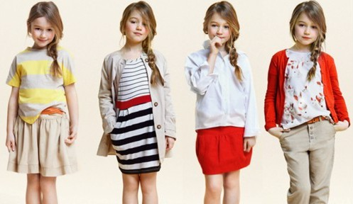 Save Money on Kids' Clothes