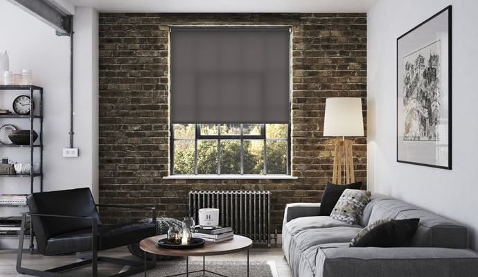 Window Blinds Dark Vs Light
